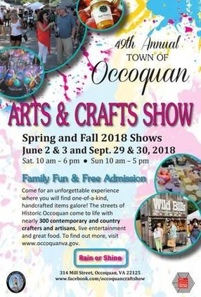 Occoquan Arts & Craft Show